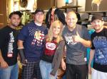 Ecko store in Vegas with Team Takedown