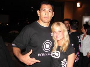 Big Nog and I in 2008 (Vegas)